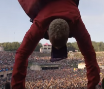 Tomorrowland exclusive footage
